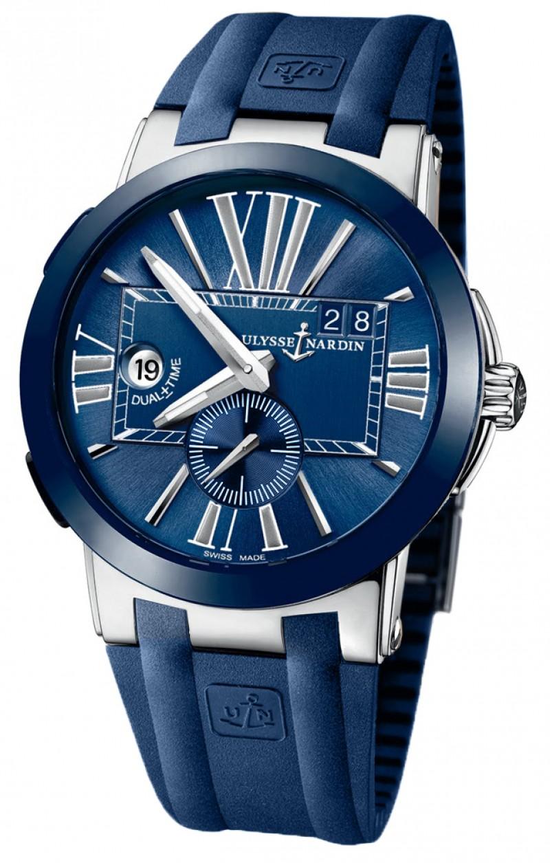 Replica Ulysse Nardin Executive Dual Time 43mm 243-00-3/43