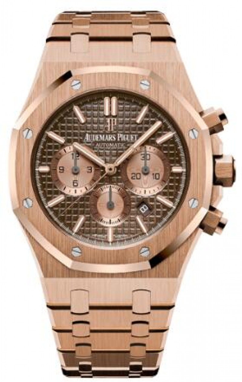 Replica Audemars Piguet Royal Oak Chronograph 41mm 26331OR.OO.1220OR.02