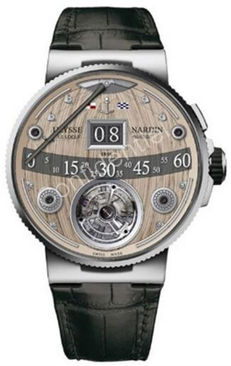 Fake Ulysse Nardin Marine Grand Deck 6309-300/GD