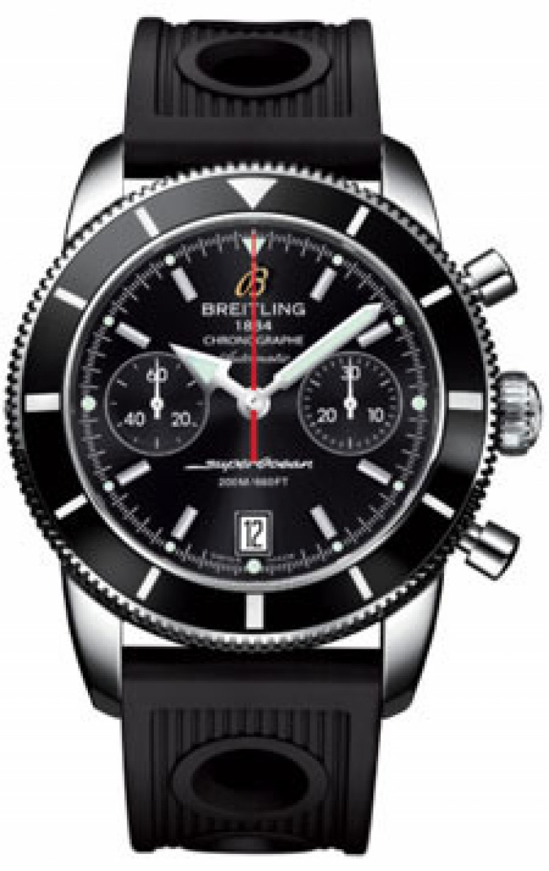 Fake Breitling Superocean Heritage Chronograph 44 Mens Watch A2337024/BB81