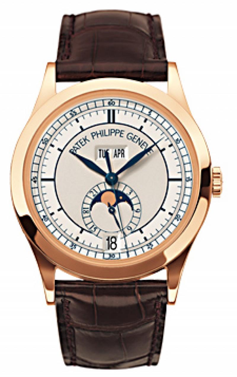 Replica Patek Philippe Complicated Annual Calendar Mens Watch 5396R