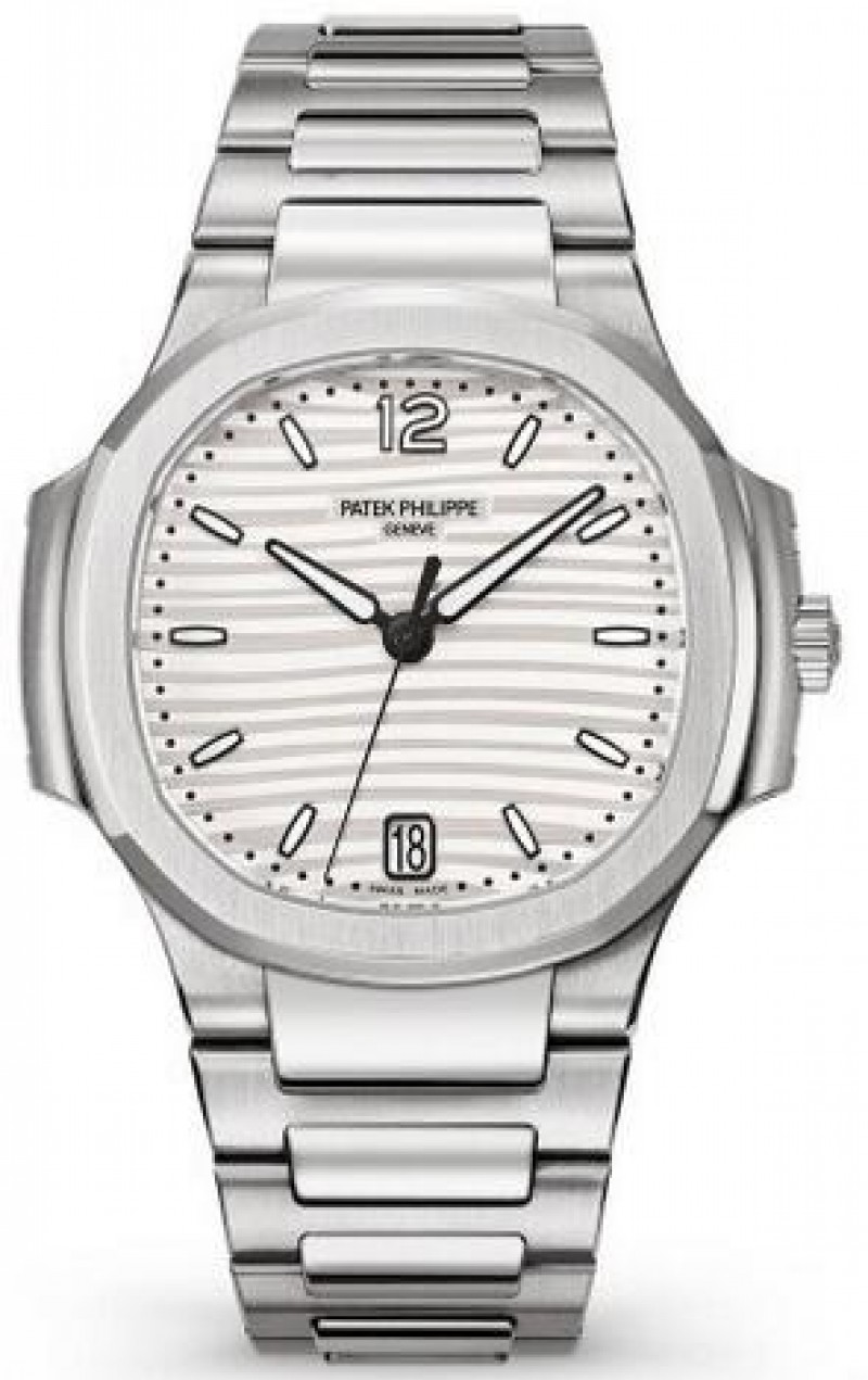 Replica Patek Philippe Nautilus Automatic Ladies Watch 7118/1A-010