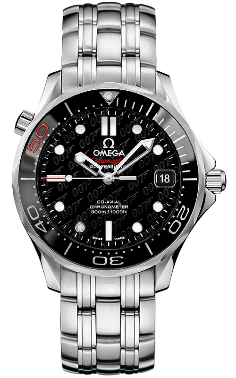 Fake Omega Seamaster Diver 300m James Bond 50th Anniversary 212.30.36.20.51.001