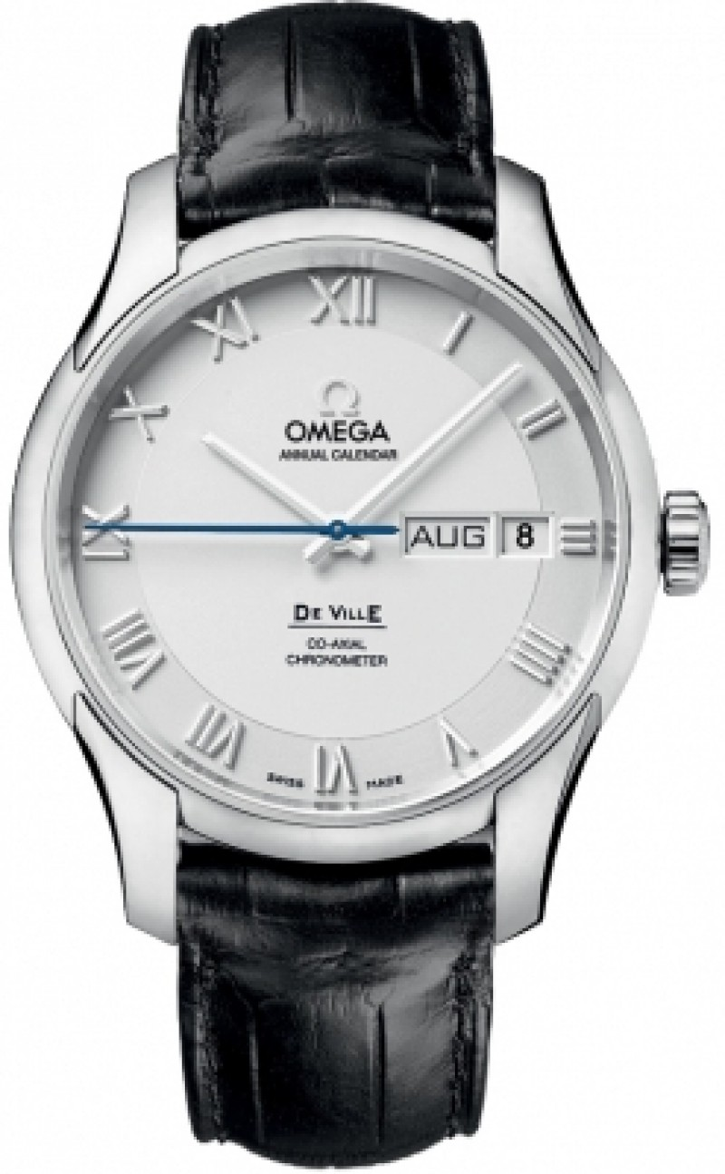 Fake Omega De Ville Co-Axial Annual Calendar 41 mm 431.13.41.22.02.001