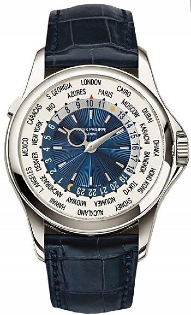 Replica Patek Philippe Complications Automatic GMT Mens Watch 5130P-020