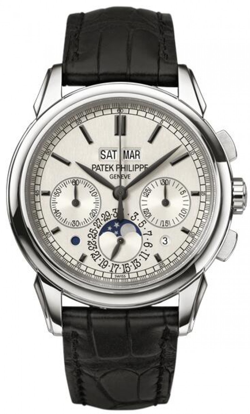 Replica Patek Philippe Grand Complication Perpetual Calendar Chronograph 5270G-001