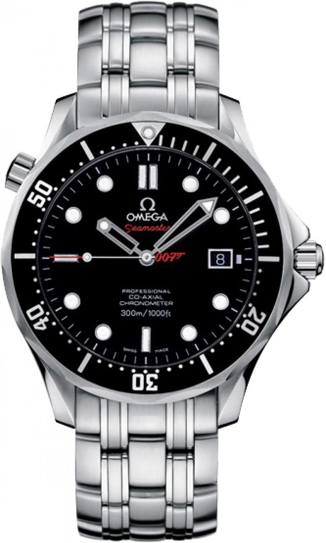 Fake Omega Seamaster 300M Chronometer James Bond 212.30.41.20.01.001