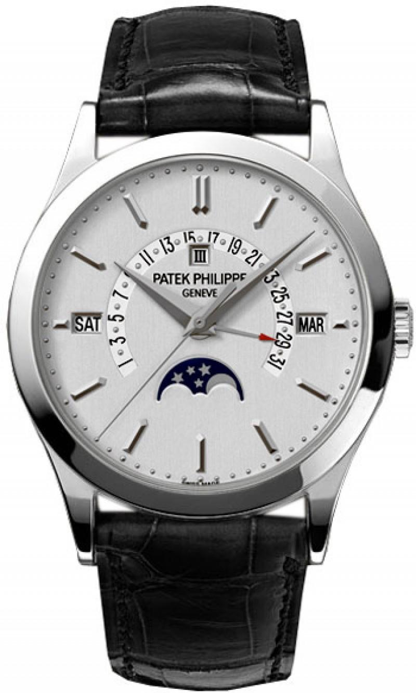 Replica Patek Philippe Grand Complication Perpetual Calendar Mens Watch 5496P-001