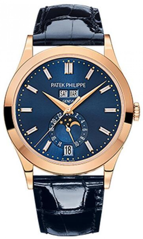 Replica Patek Philippe Annual Calendar Mens Watch 5396R-015