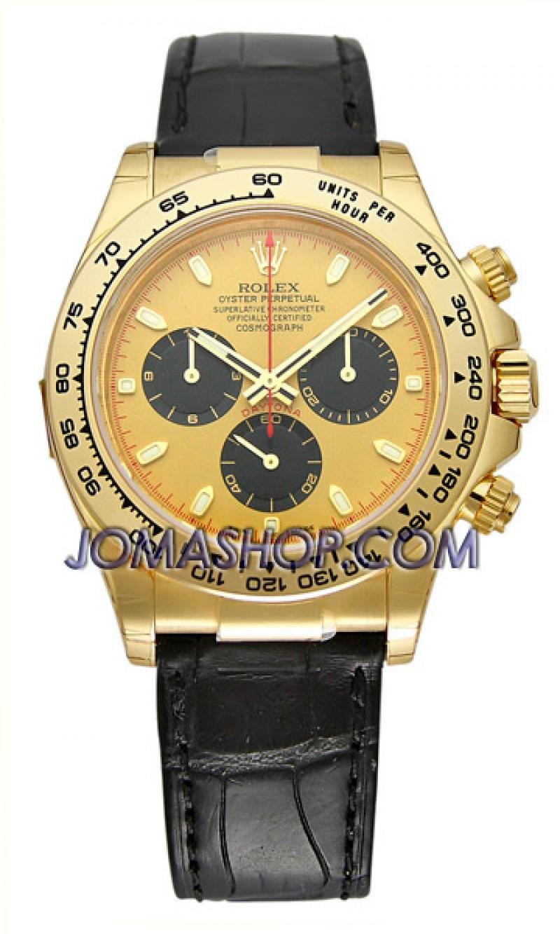 Fake Rolex Daytona Mother of Pearl Diamond Dial Mens Watch 116589MDL