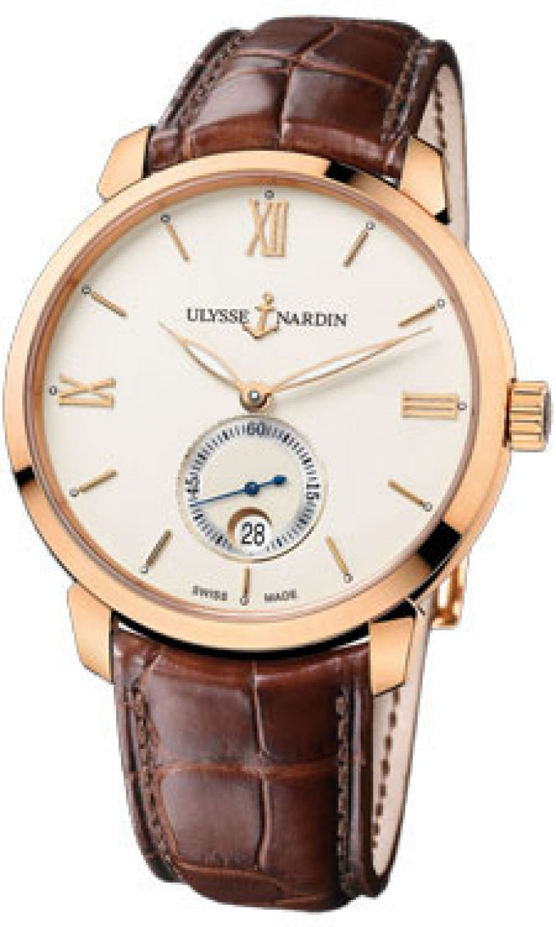 Fake Ulysse Nardin San Marco Classico Mens Watch 8276-119-2-31