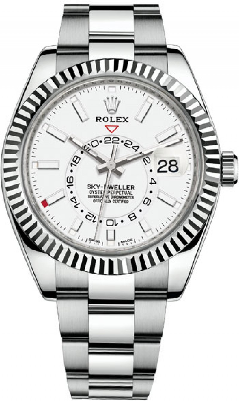 Fake Rolex Sky-Dweller 42mm 326934-0001