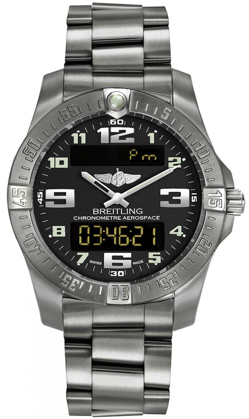 Fake Breitling Professional Aerospace EVO E7936310/BC27/152E
