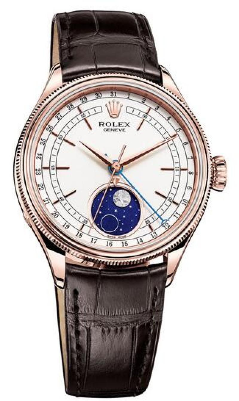 Fake Rolex Cellini Moonphase 50535
