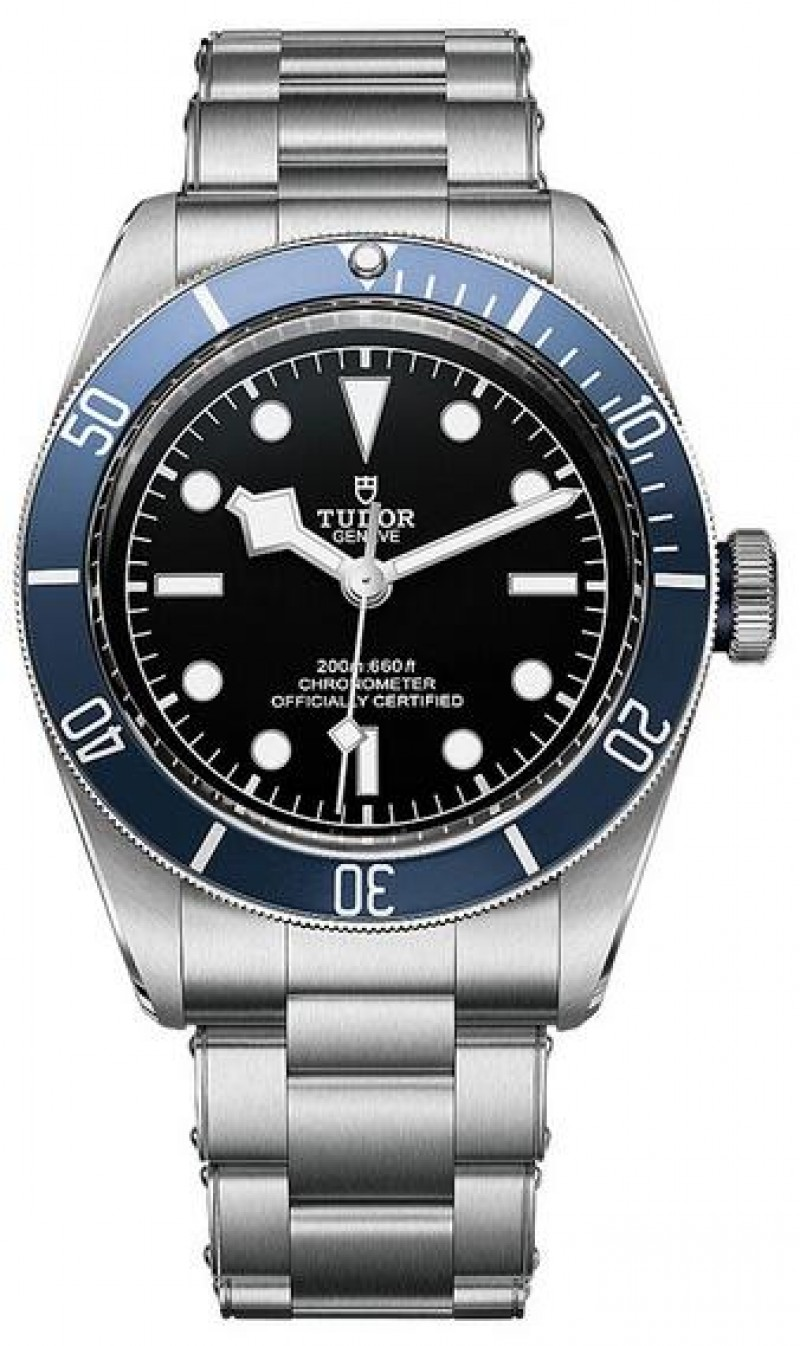 Replica Tudor Heritage Black Bay Bracelet Watch m79230b-0002