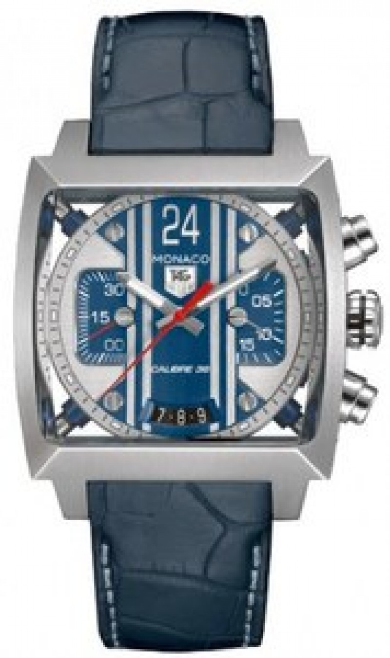 Fake TAG Heuer Monaco Automatic Chronograph Mens Watch CAL5111.FC6299