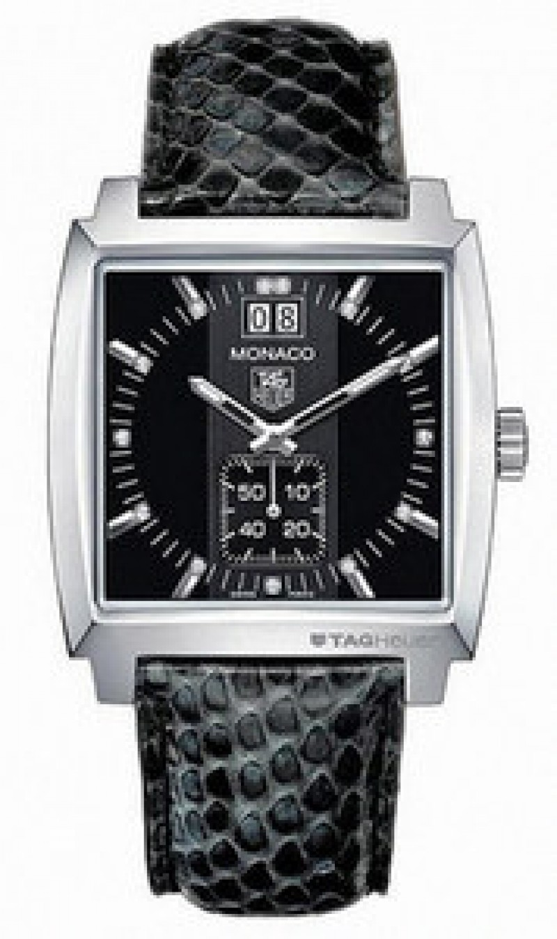 Fake TAG Heuer Monaco Quartz Ladies Watch WAW1310.FC6216