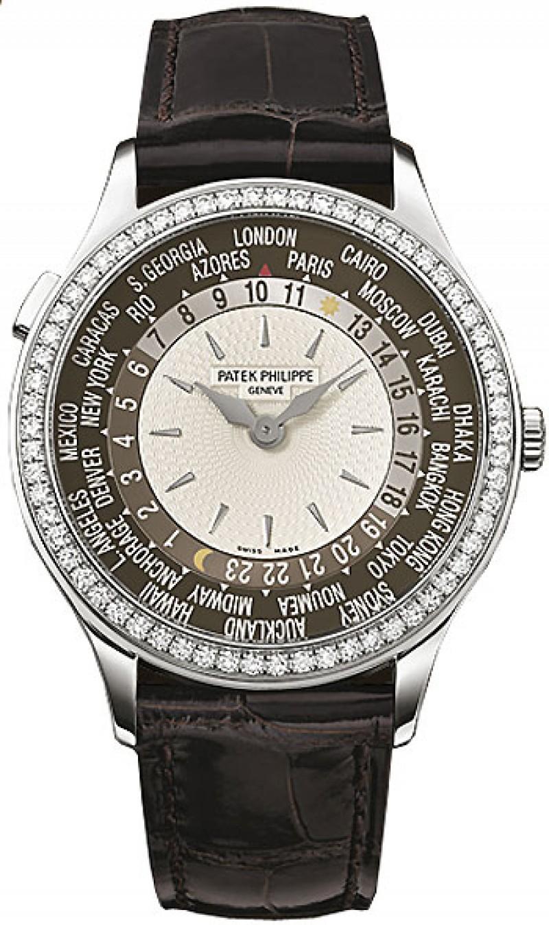 Replica Patek Philippe Complicationse Ladies Watch 7130G-001