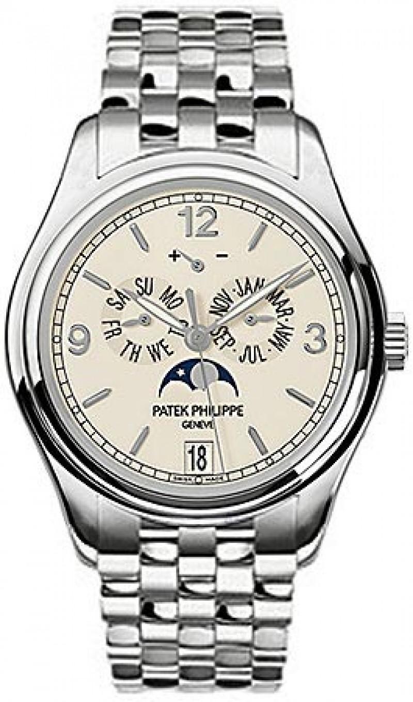 Replica Patek Philippe Complicated Annual Calendar Mens Watch 5146-1G