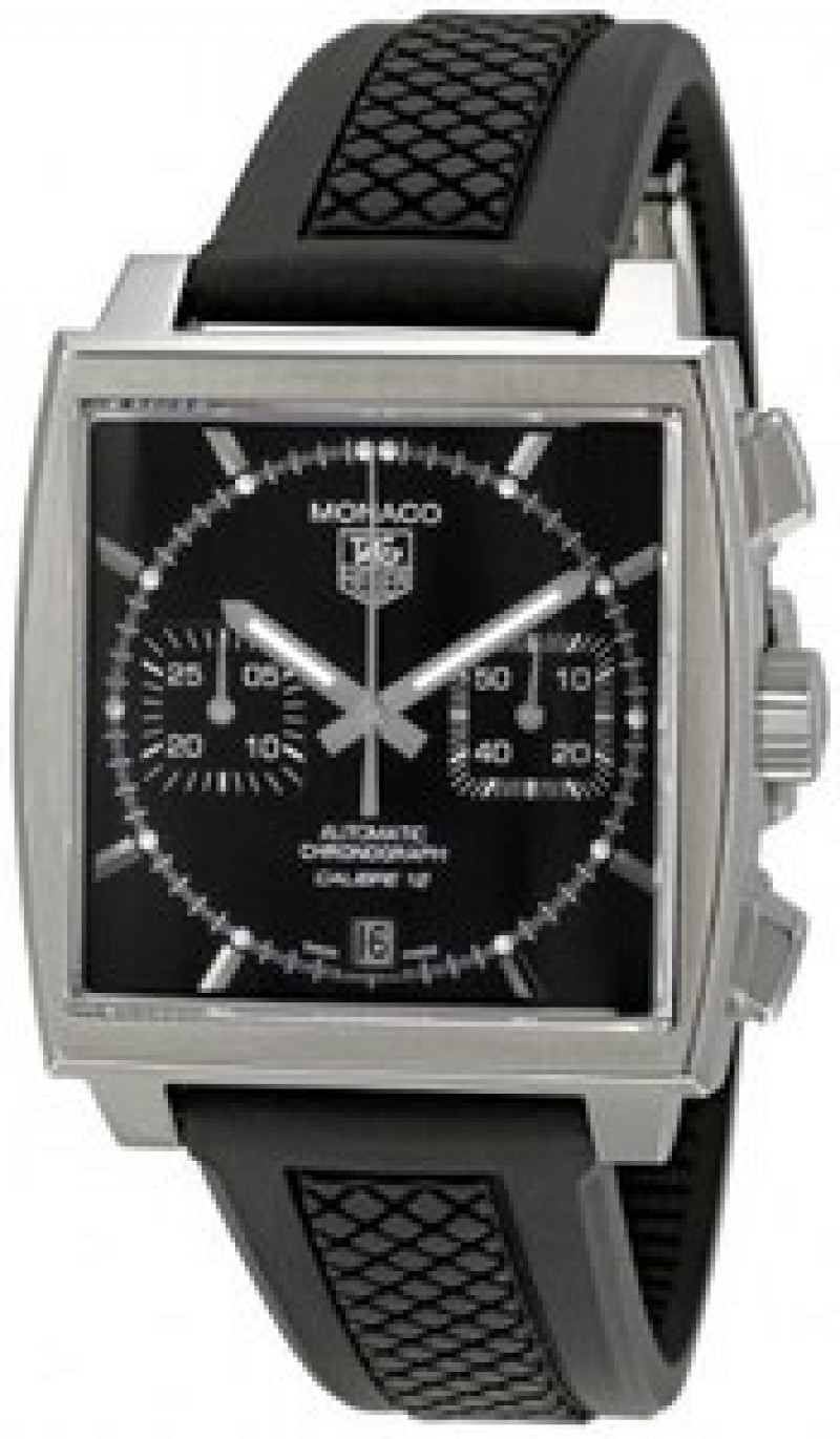 Fake TAG Heuer Monaco Automatic Chronograph Date Mens Watch CAW2110.FT6021