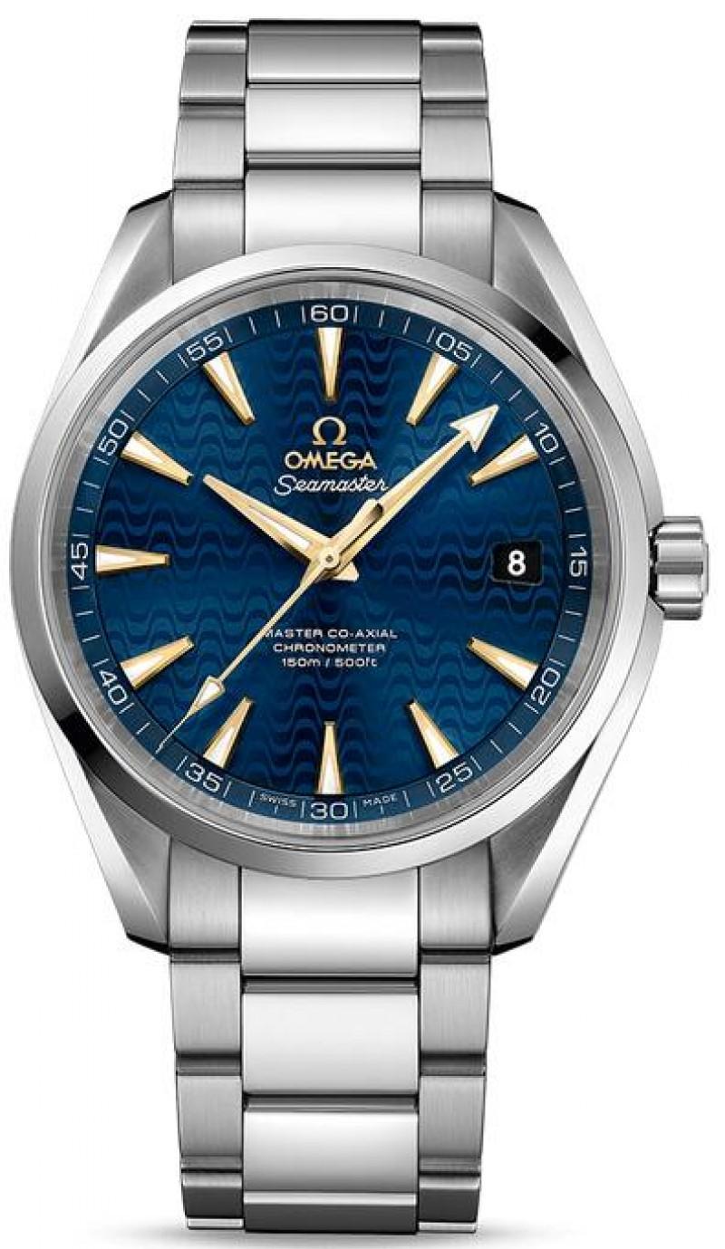 Fake Omega Seamaster Aqua Terra 150m Master Co-Axial 41.5 Stainless Steel 231.10.42.21.03.006