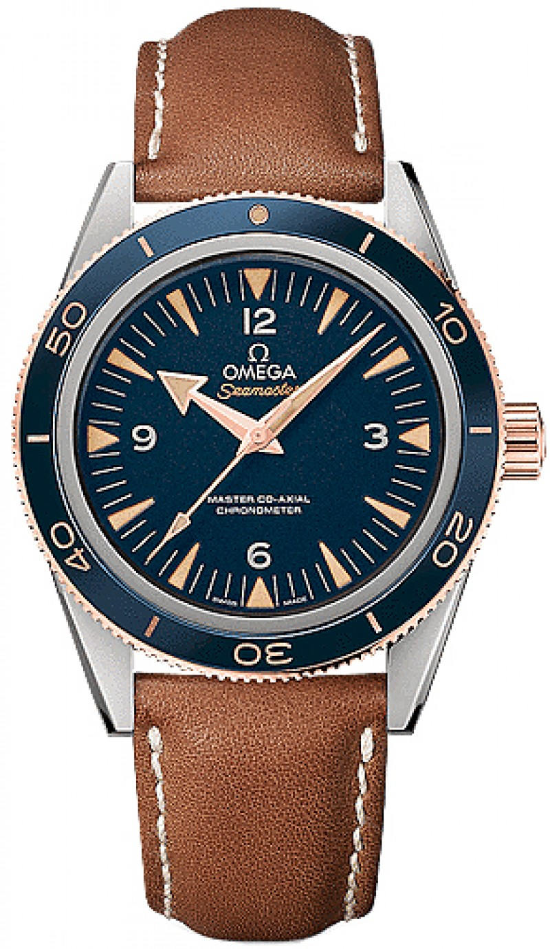 Fake Omega Seamaster 300 Master Co-Axial 41 mm 233.62.41.21.03.001