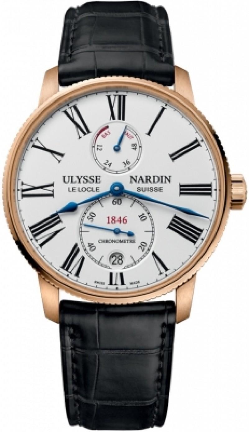 Fake Ulysse Nardin Marine Chronometer Torpilleur 42mm 1182-310/40