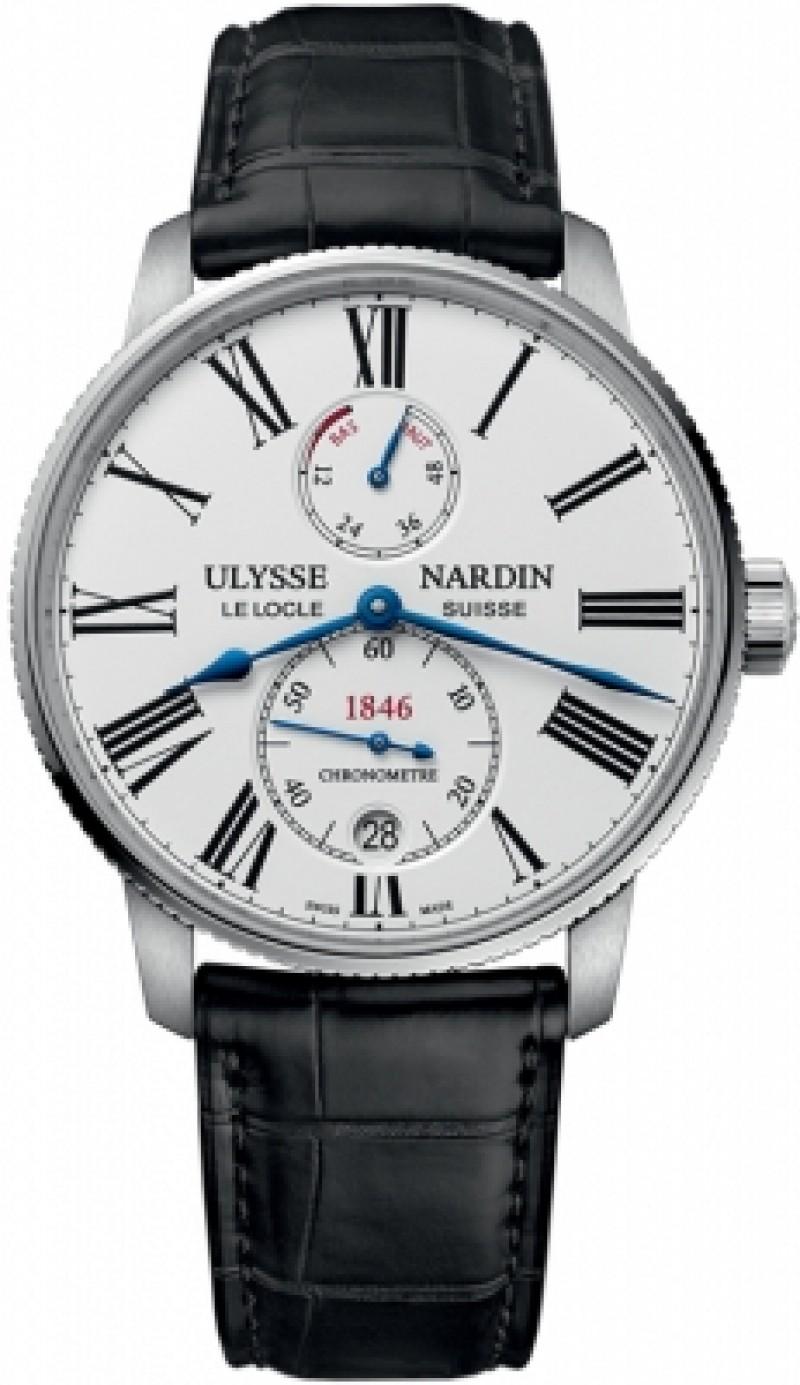 Fake Ulysse Nardin Marine Torpilleur 1183-310/40