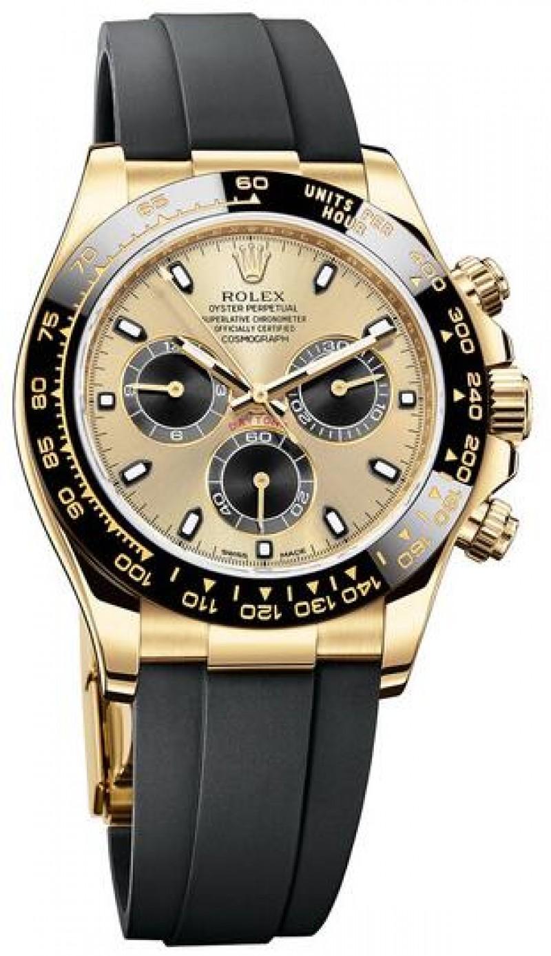 Fake Rolex Oyster Perpetual Cosmograph Daytona 116518 LN
