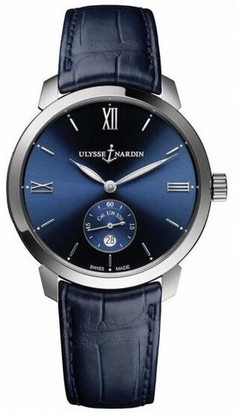 Fake Ulysse Nardin Classico Automatic Mens Watch 3203-136-2/33