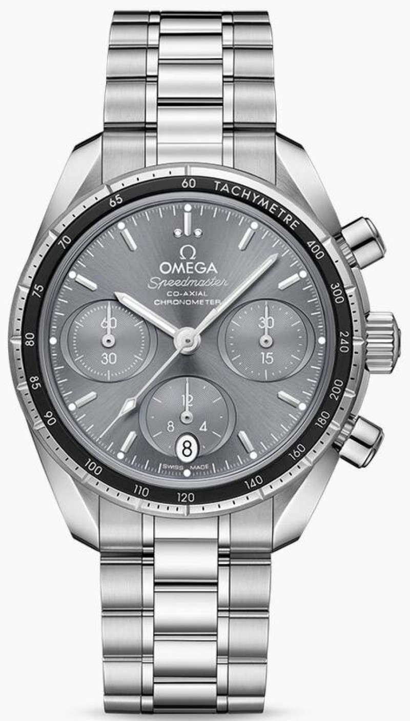 Fake Omega Speedmaster 38 Chronograph 38mm 324.30.38.50.06.001