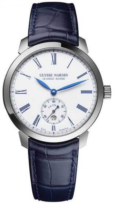 Replica Ulysse Nardin Classic Manufacture Mens Watch 3203-136LE-2/E0