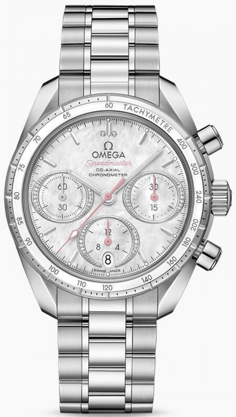 Fake Omega Speedmaster Chronograph 38mm 324.30.38.50.55.001