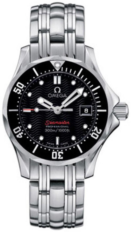 Fake Omega Seamaster 300M James Bond Quartz Ladies Watch 212.30.28.61.01.001