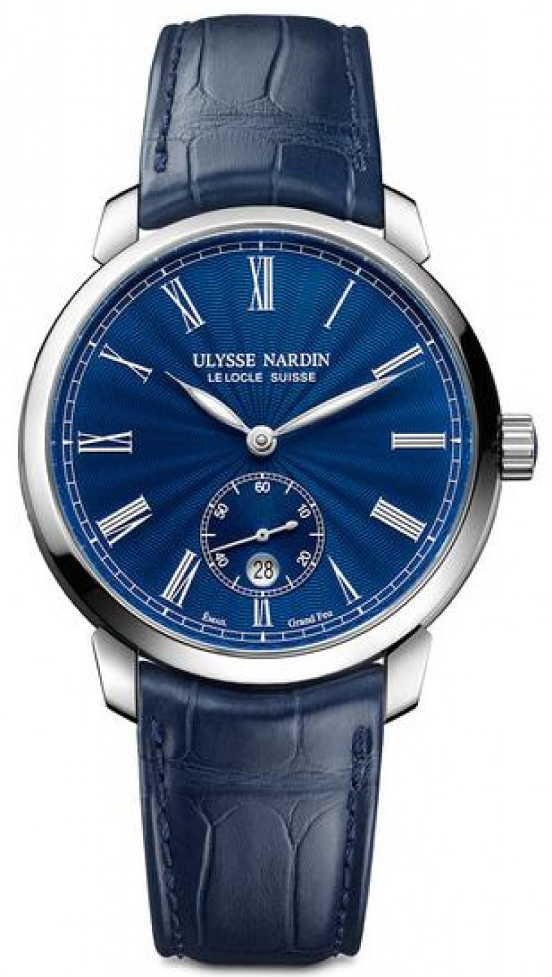 Fake Ulysse Nardin Classico Manufacture 3203-136-2/E3