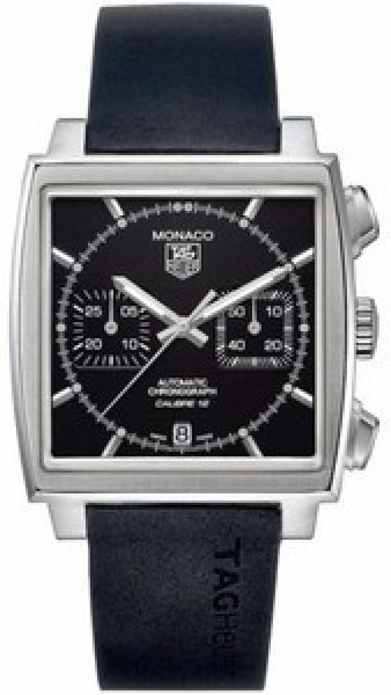 Fake TAG Heuer Monaco Automatic Chronograph Date Mens Watch CAW2110.FT6005