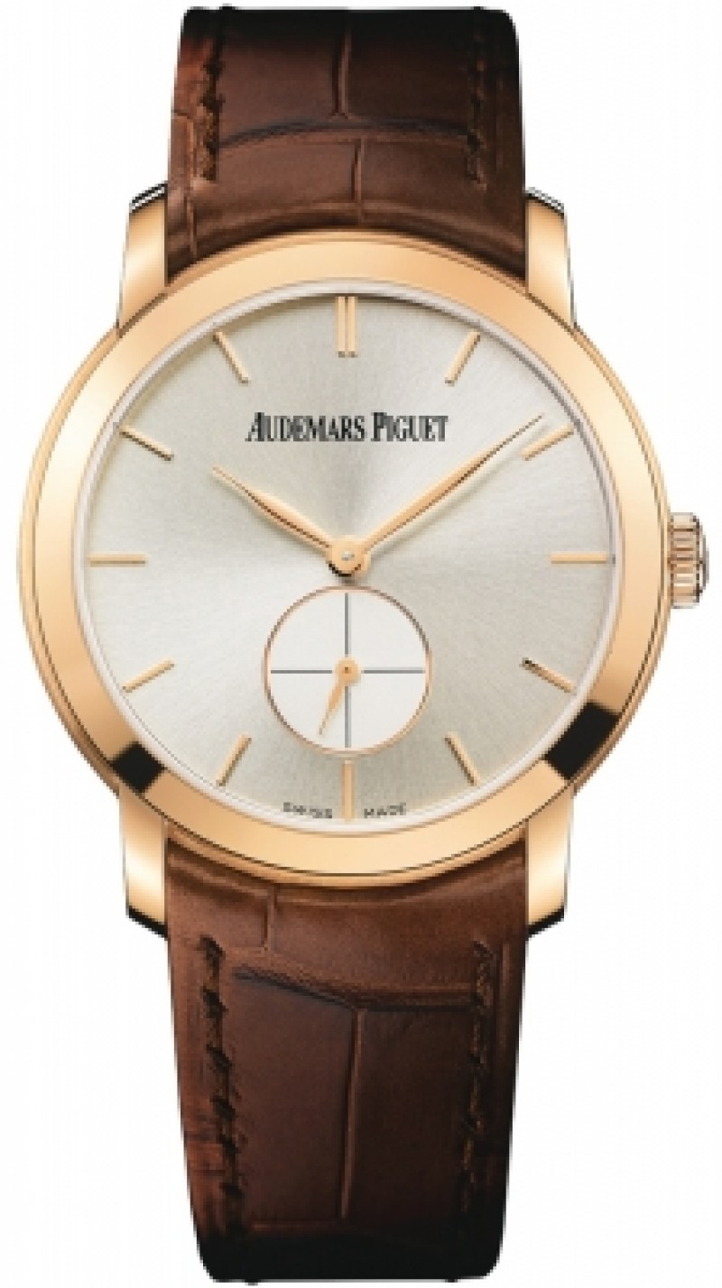 Replica Audemars Piguet Jules Audemars Small Seconds Ladies Watch 77238OR.OO.A088CR.01