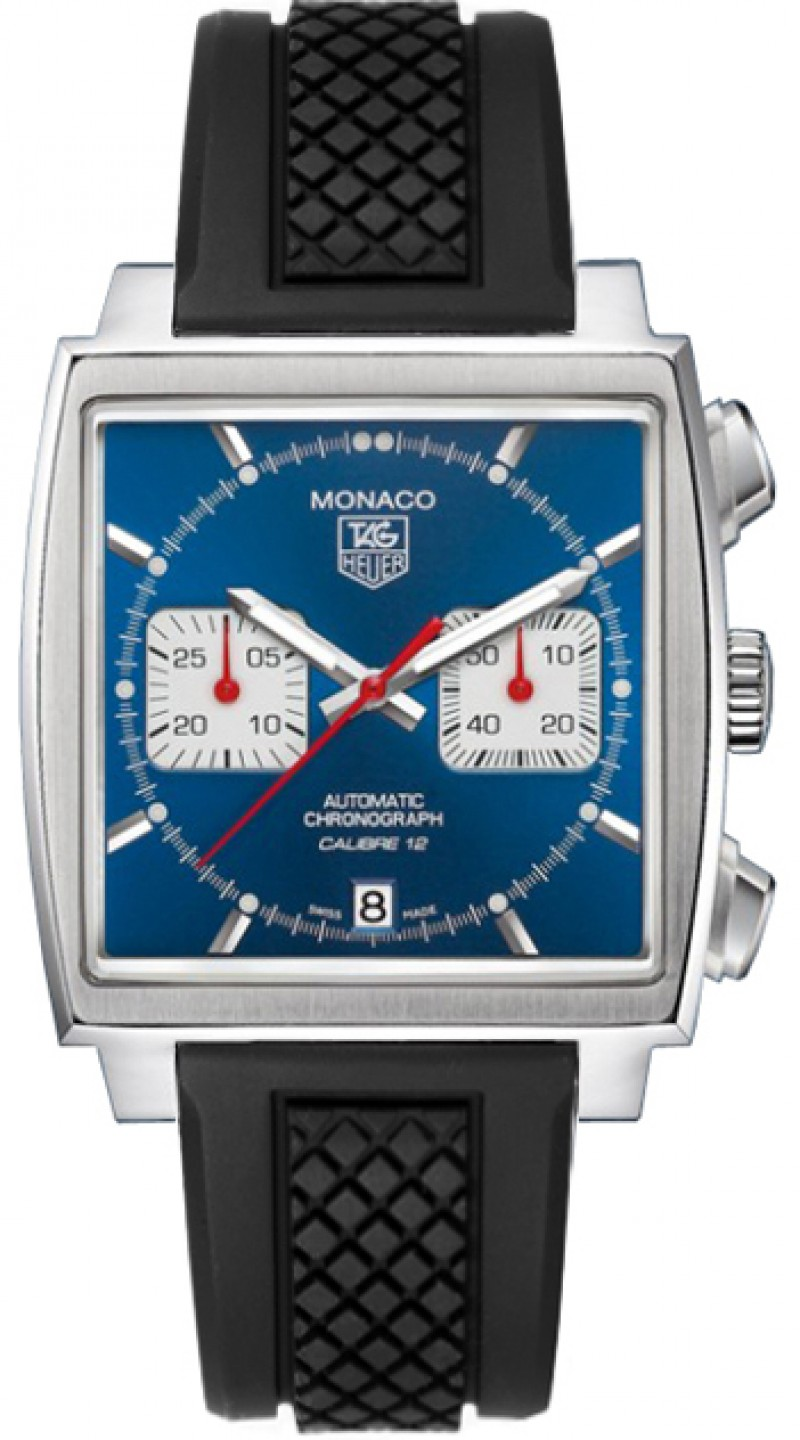 Fake TAG Heuer Monaco Automatic Mens Watch CAW2111.FT6021