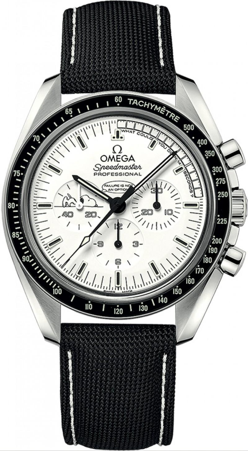 Fake Omega Speedmaster Apollo 13 Silver Snoopy Award 311.32.42.30.04.003
