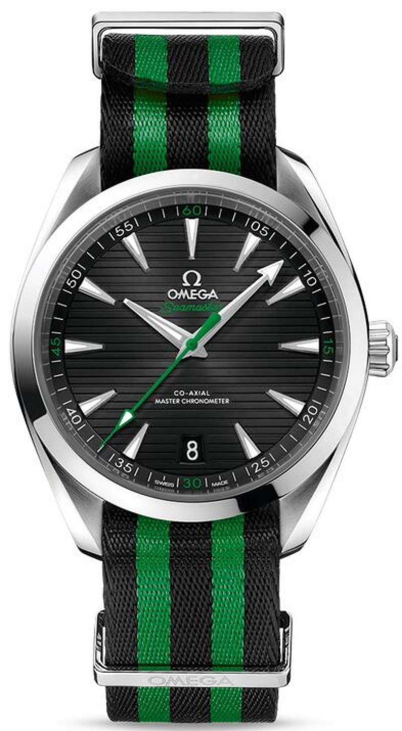 Fake Omega Seamaster Aqua Terra 150M 41mm Golf Edition 220.12.41.21.01.002