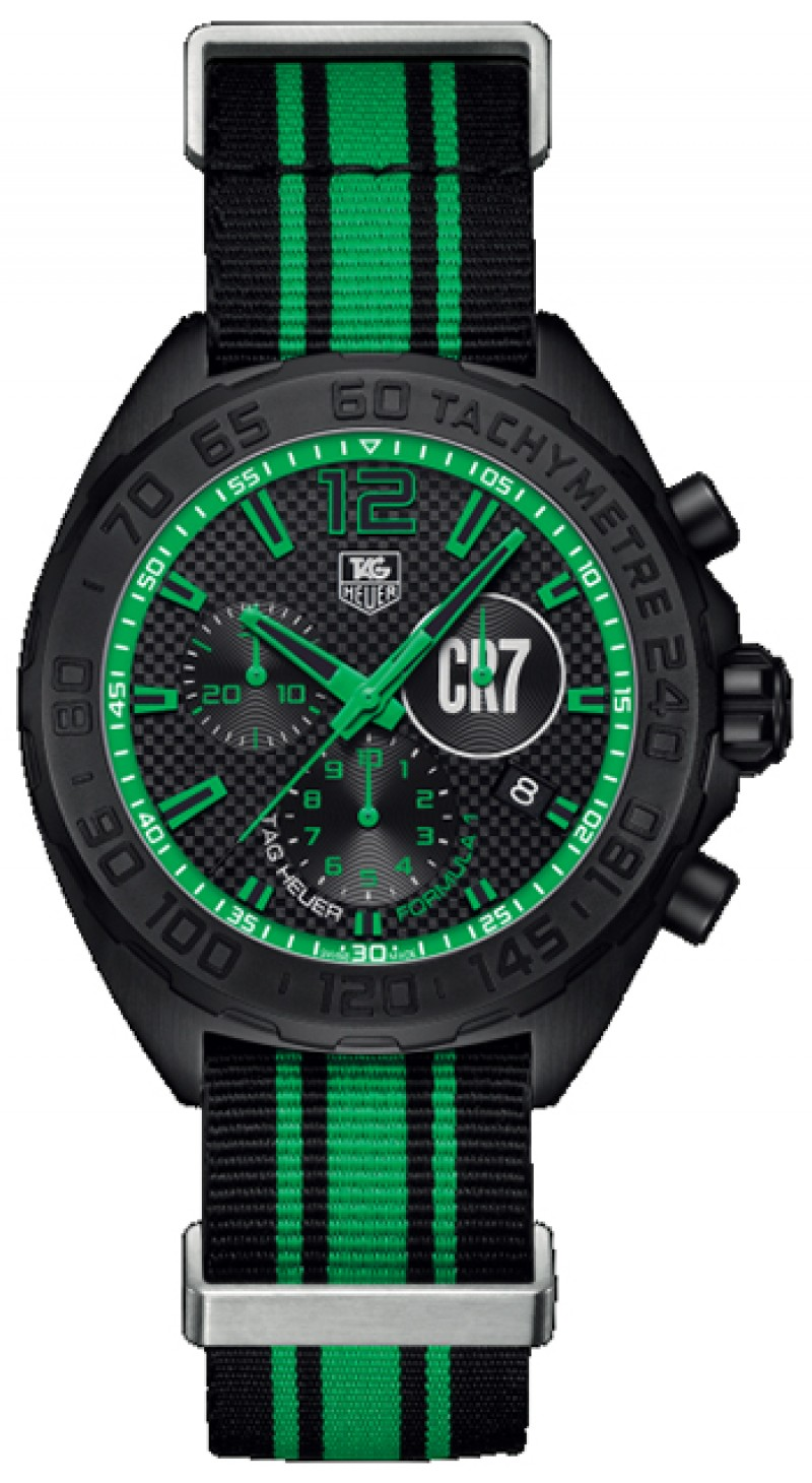 Fake TAG Heuer Cristiano Ronaldo CR7 Mens Watch CAZ1113.FC8189