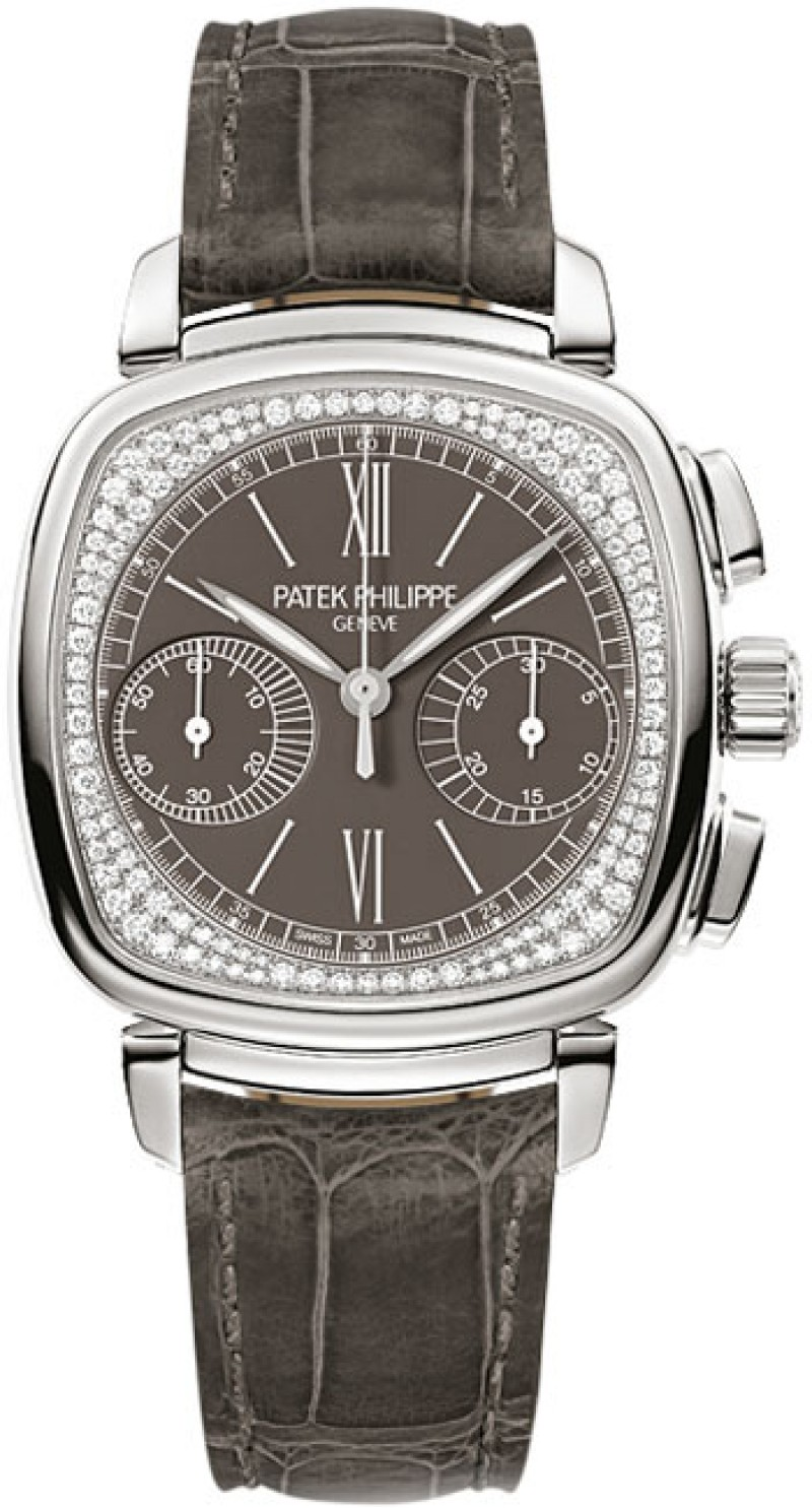 Replica Patek Philippe Complications Ladies Watch 7071G-010