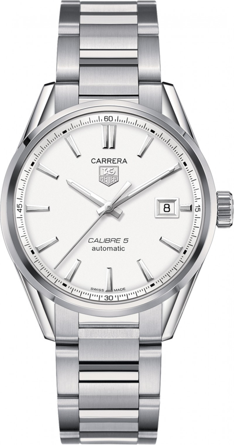 Fake TAG Heuer Carrera Calibre 5 Automatic 39mm WAR211B.BA0782