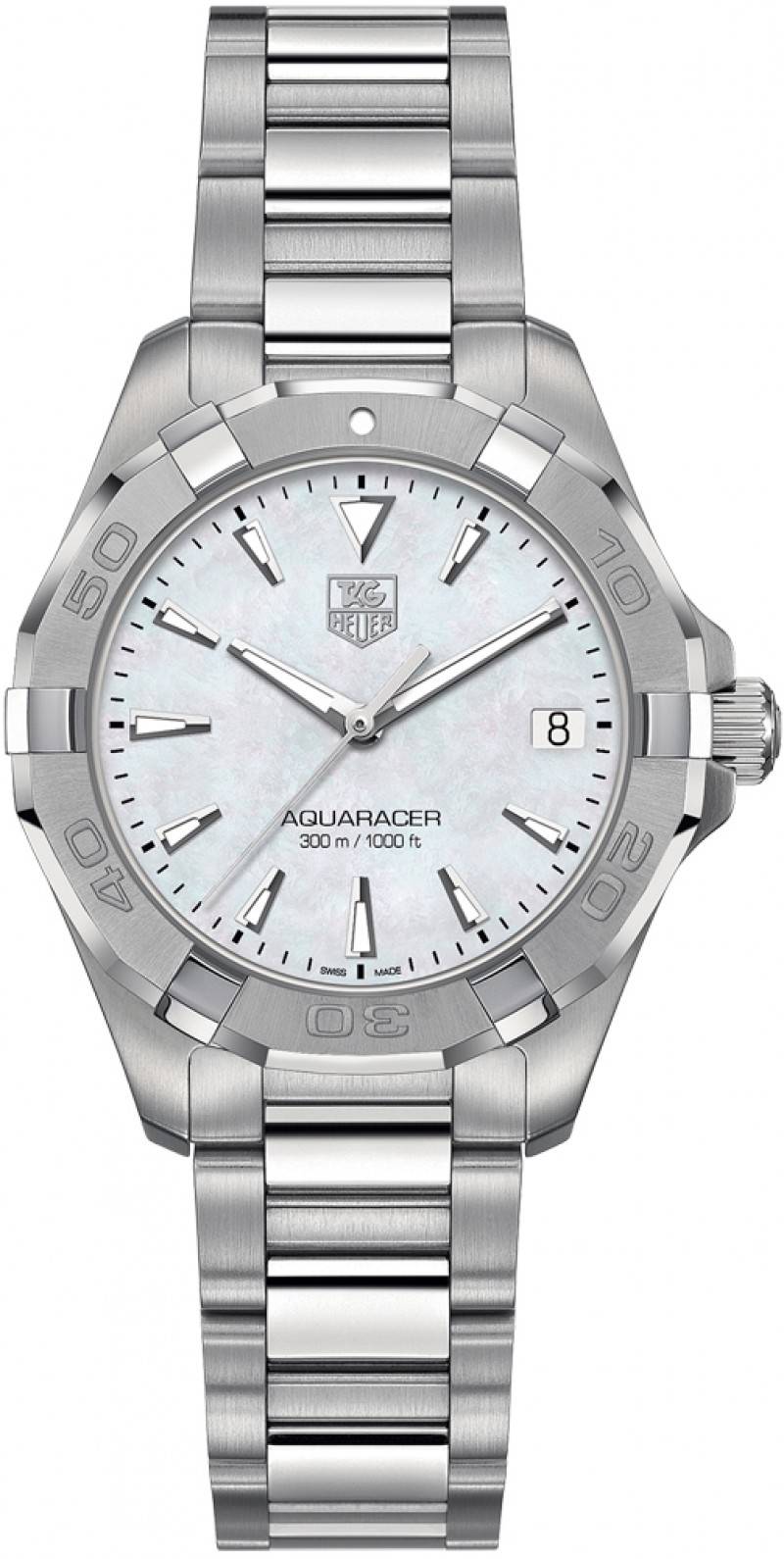 Fake TAG Heuer Aquaracer Quartz Lady 300 M 32mm WAY1312.BA0915