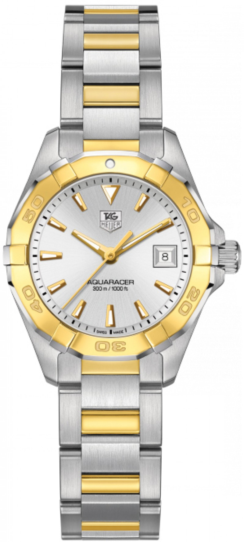 Fake TAG Heuer Aquaracer Quartz Lady 300 M 27mm WAY1455.BD0922