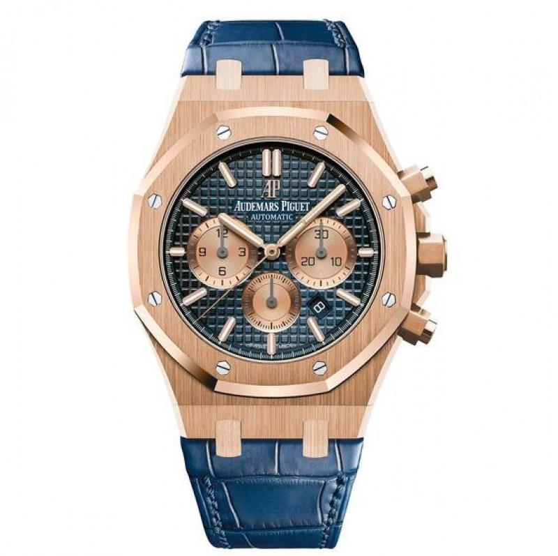 Replica Audemars Piguet Royal Oak Chronograph Watch 26331OR.OO.D315CR.01