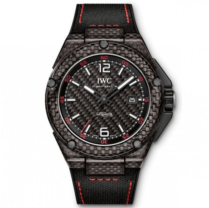 Fake IWC Ingenieur Automatic Carbon Performance Mens Watch IW3224-02