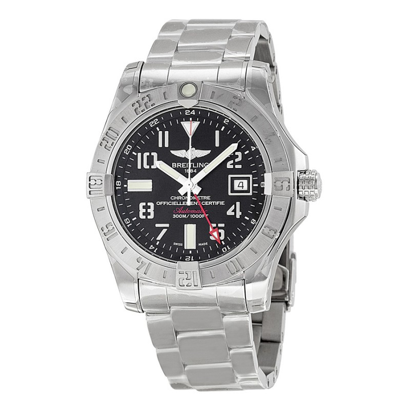 Fake Breitling Avenger II GMT Mens Watch A3239011/BC34SS