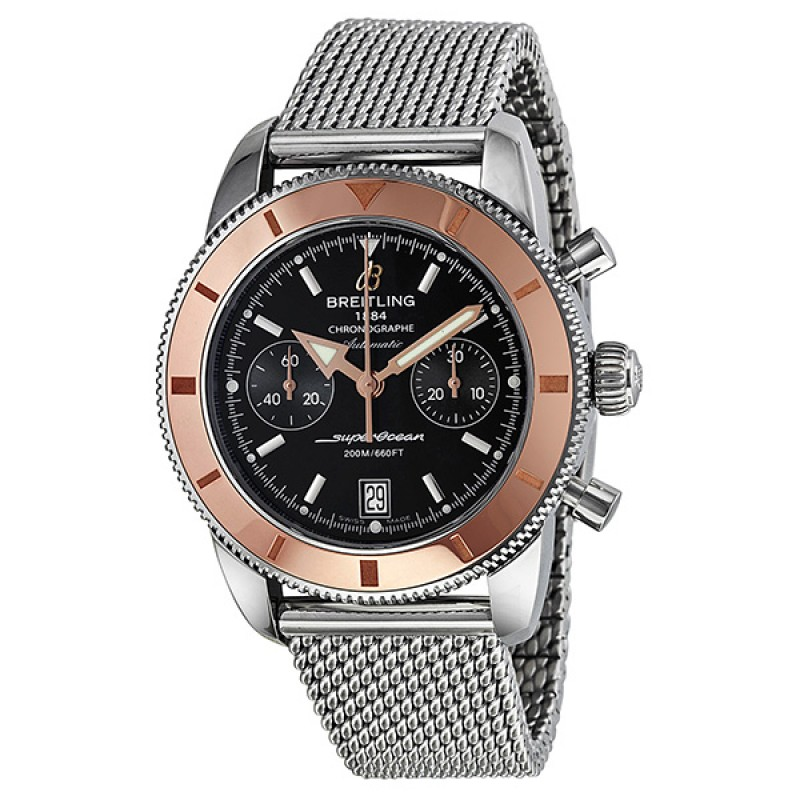Fake Breitling Superocean Heritage 44 Automatic Mens Watch U2337012-BB81