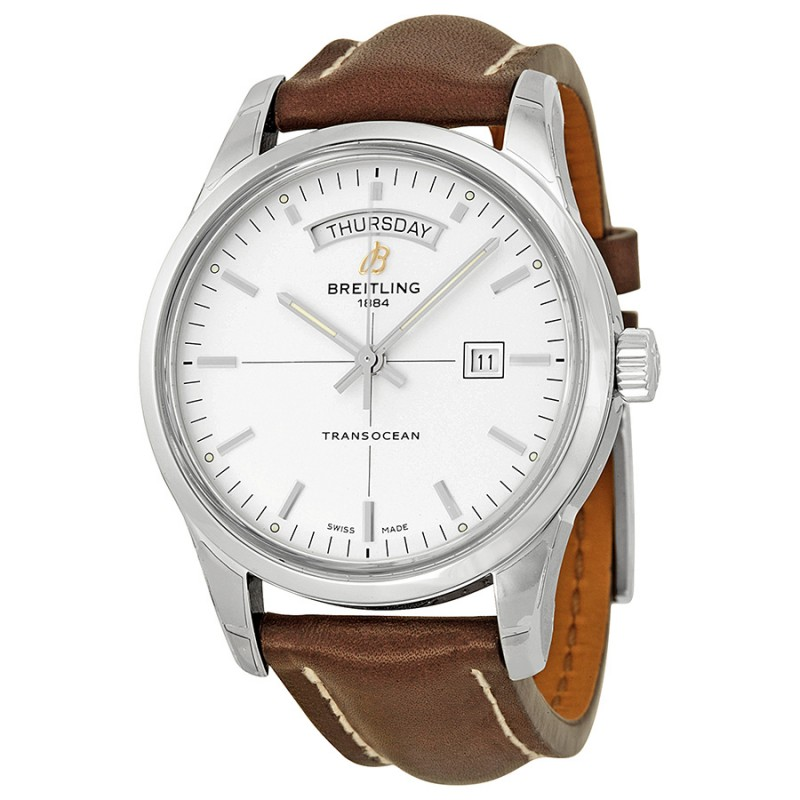 Fake Breitling Transocean Day &ate Automatic Mens Watch A4531012/G751